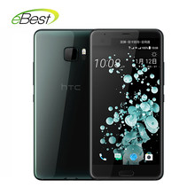 "HTC U Ultra Mobile Phone 5.7 ""2 K Layar 2560X1440 Qualcomm Snapdragon 821 Sidik Jari 4GB RAM 64GB ROM NFC Android Smartphone(China)"