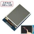 2.8 Дюймов 240*320 TFT ЖК-Экран Сенсорный Дисплей Модуль Для Arduino UNO сенсорный Экран Бесплатная Доставка