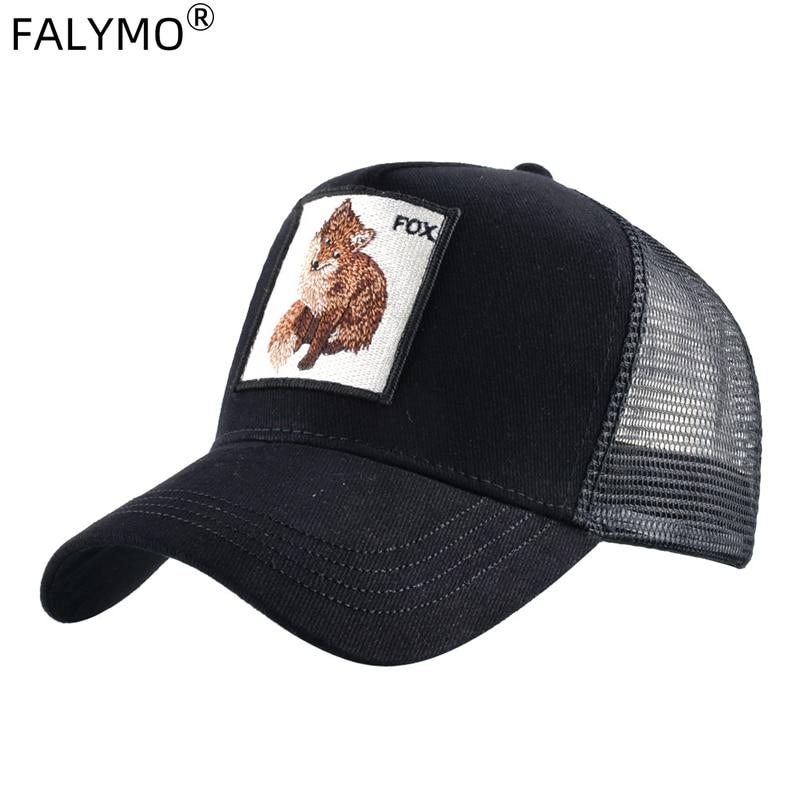 Fox Mens Baseball Cap