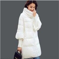 2019 Winter Jacket women Down coat cotton padded jacket coat casual outwear parka casacos De inverno femininos J088