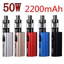 Electronic Cigarett Box Mod kit 50W