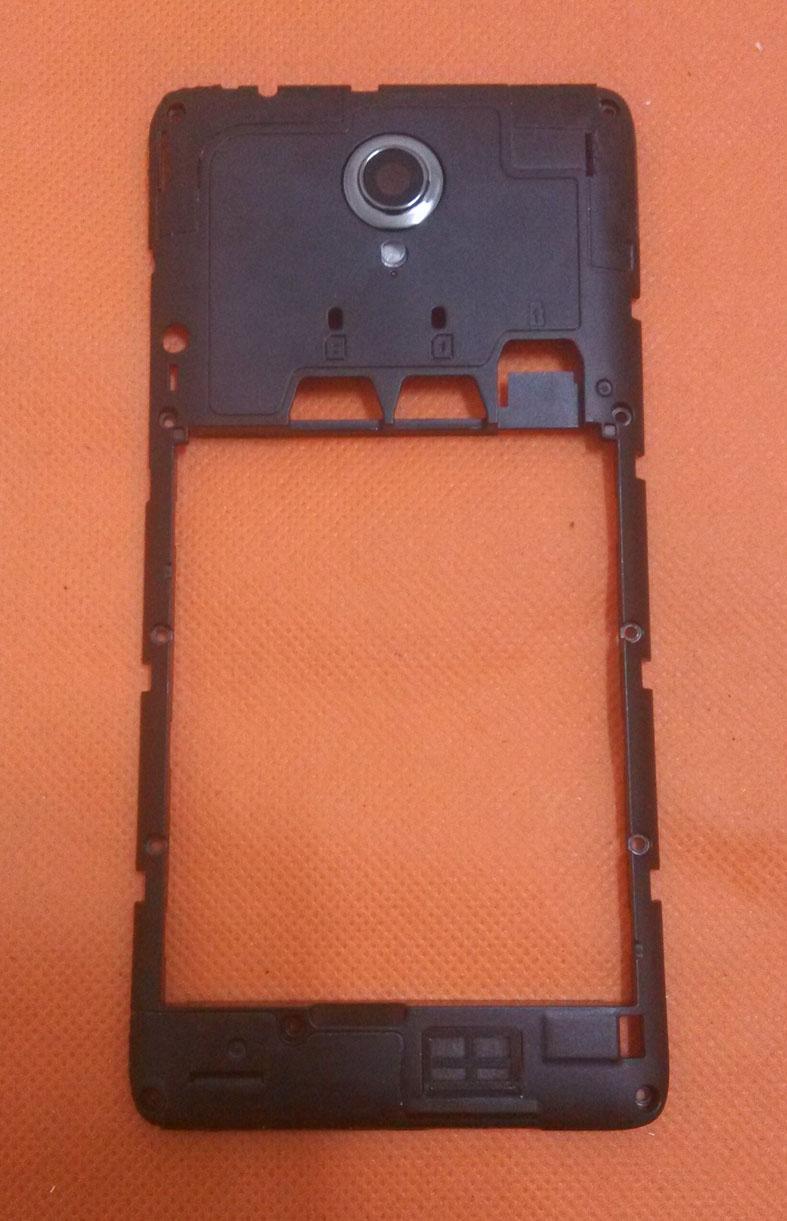 Used Original Back Frame shell Loud speaker Antennas for Elephone P6000 5 MTK6732 Quad Core 2GB