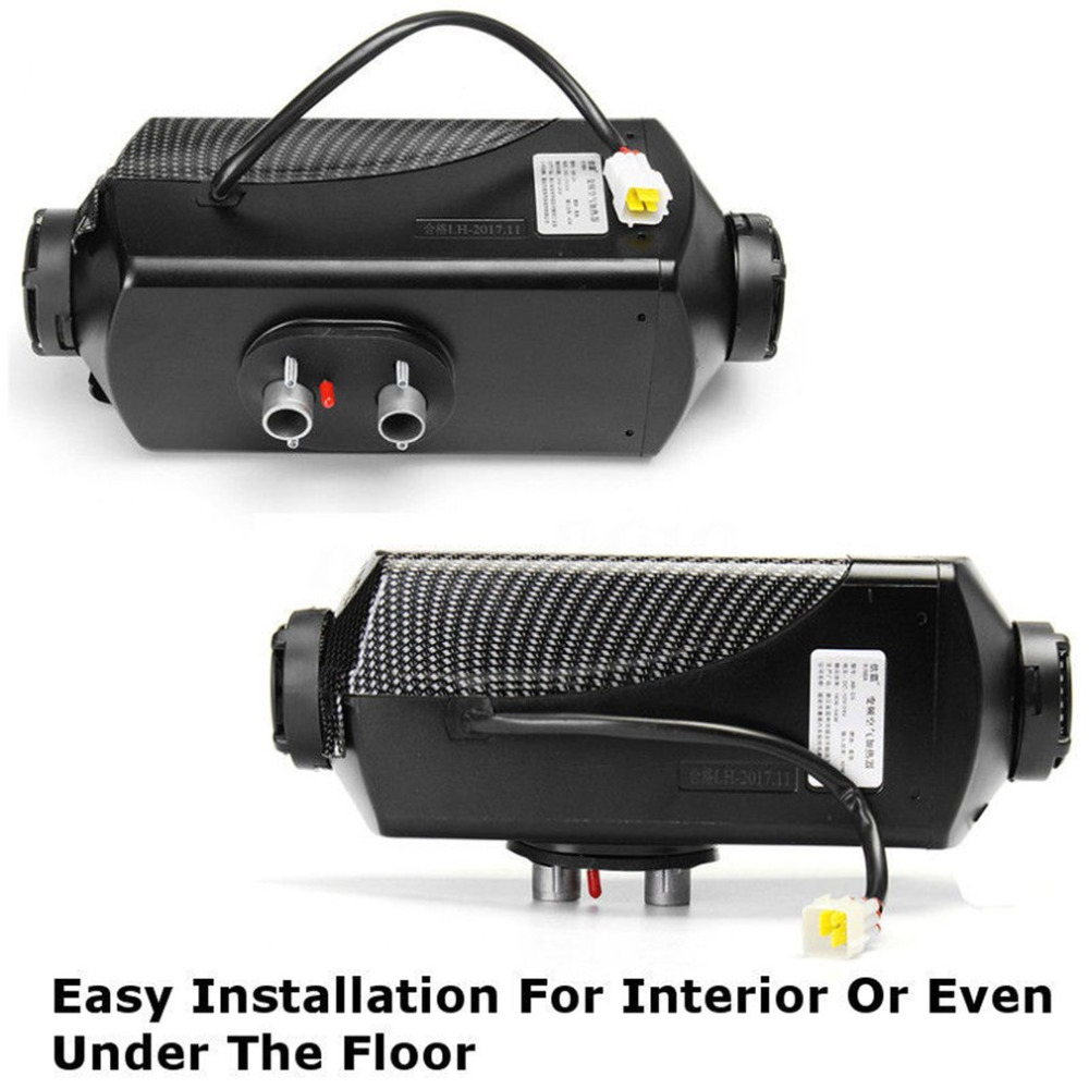 все цены на 5000W 12V Air Diesel Heater With Vent Duct Pipe Low Fuel Consumption Air Parking Heater For Car Trucks Boat Bus онлайн