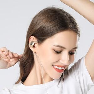 Image 5 - AK New OperaFactory OM3 In ear Monitor Dynamic Earphone HIFI Bass Headset Earbud Headplug With 2pin Cable For Xiaomi  OM1/OS1