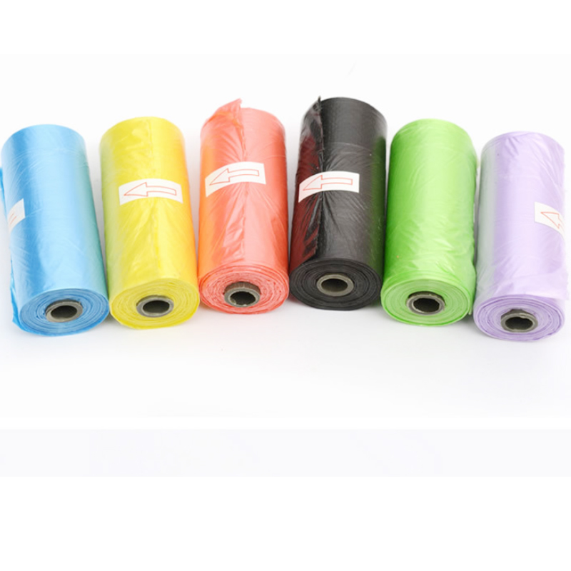 4 Rolls 60 Trash Bags Multiple Colour Pet Dog Cats Biodegradable Garbage Bags Dogs Bag On Board Trash Garbage Bags Pet Supplies