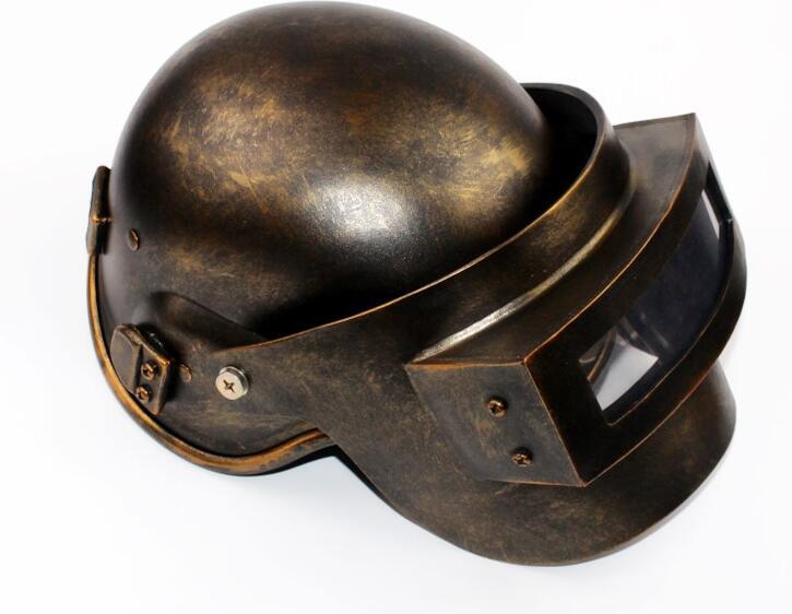 different colour adult PUBG Playerunknown's Battlegrounds kid child children Student mask Helmet Three level helmet