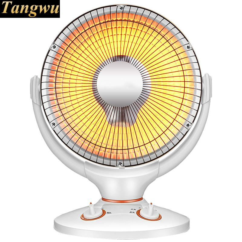 desktop office of the home small sun heater is to shake stove and thermostatdesktop office of the home small sun heater is to shake stove and thermostat