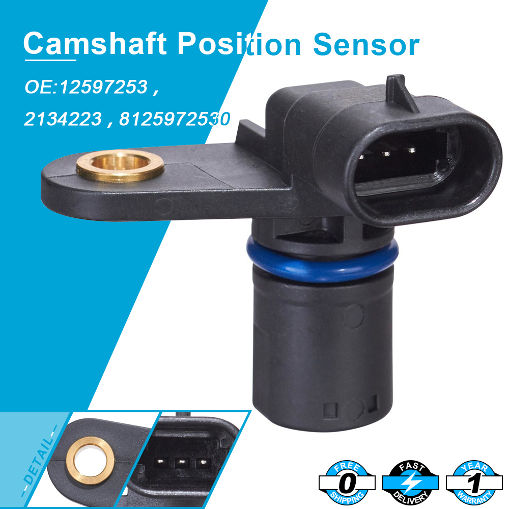 Camshaft Position Sensor Fit Chevy Chevrolet Trailblazer Colorado Envoy 12597253