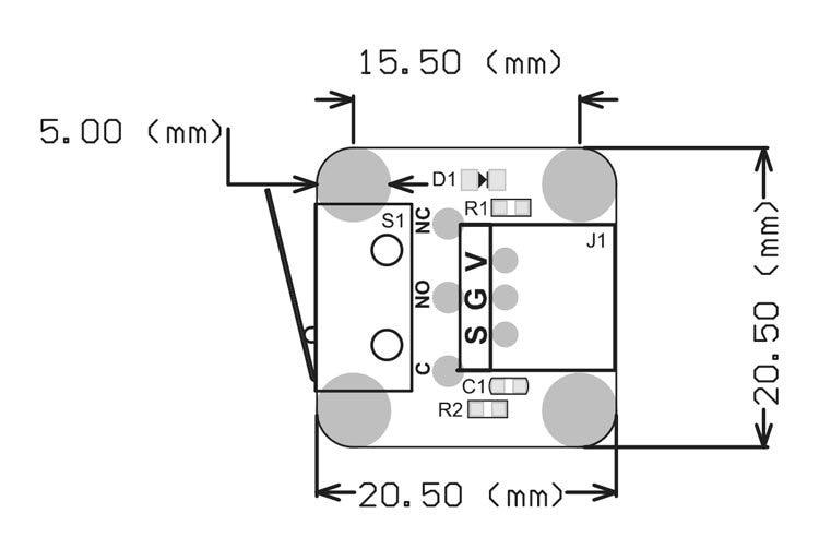 CR-10 endstop detail 6