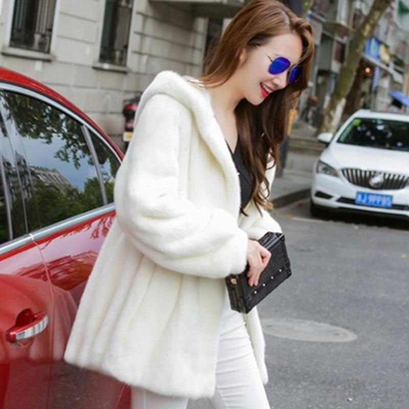 74d2324fc UHYTGF-S-4XL-Oto-o-Invierno-chaqueta-de-piel-Mujer-lujo-imitaci-n-abrigos -de-piel.jpg