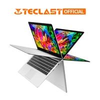Teclast F6 Pro 360 градусов ноутбук с системой Windows 10 OS 13,3 дюймов 1920x1080 8 Гб Оперативная память 128 Гб SSD Intel Core m3 7Y30 двухъядерный Тетрадь