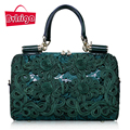BVLRIGA Lace bags women famous brands women messenger bags shoulder bag vintage bolsos high quality totes women leather handbags