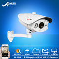 2.0 Megapixel HD 1920x1080P Resolution Network IP Camera&Outdoor Weatherproof Bullet Security Surveillance Camera Video Motion