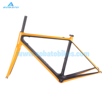High Quality Two years Warranty Carbon Road Bike Frameset Cycling frame BB Right
