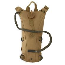 3L Hydration Packs Tactical Bike Bicycle Camel Water Bladder bag Assault Backpack Camping Hiking Pouch Water