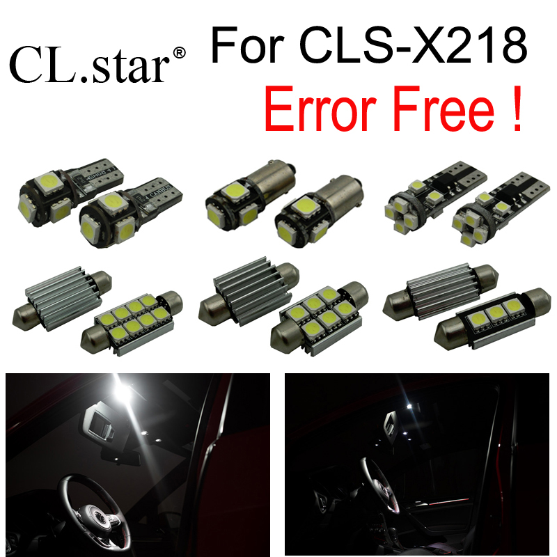 25pc LED interior dome Light kit for Mercedes Benz CLS C218 W218 CLS300 CLS250 CLS260 CLS350 CLS400 CLS500 CLS63 AMG (2011+) auto fuel filter 163 477 0201 163 477 0701 for mercedes benz