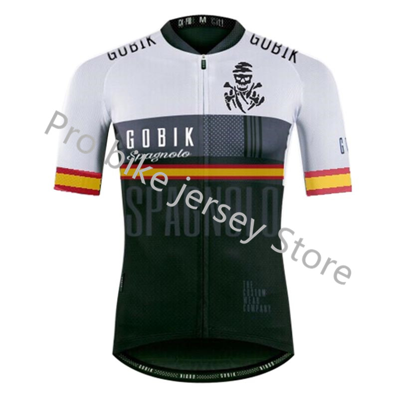 77c9fe809 GOBIK MTB Pro team cycling jersey summer short sleeve Quick dry Racing Bicycle  cycling clothing Maillot
