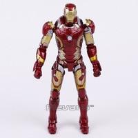Crazy Toys Iron Man Mark XLIII MK 43 1 12 Th Scale Collectible Figure
