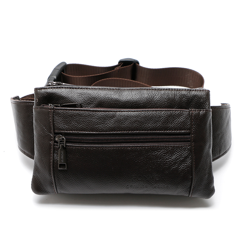 Genuine Leather Waist Bag Men's Travel Fanny Chest Pack Cowhide Small Belt Phone Pouch Bag New Sling Pillow For Male Bags genuine leather waist bag men s travel fanny chest pack cowhide small belt phone pouch bag new sling pillow for male bags 2018