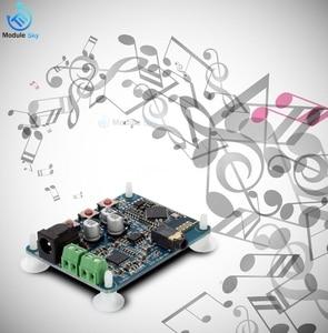 Image 5 - PAM8610 Bluetooth 4.0 אודיו מגבר לוח נגן מודול DC12V 2X10 W ערוץ כפול סטריאו HiFi רמקול Bluetooth AMP