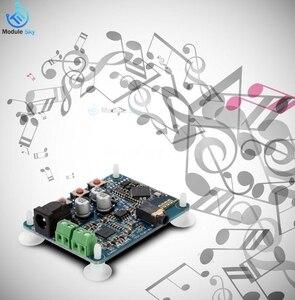 Image 5 - PAM8610 Bluetooth 4.0 ses amplifikatörü Kurulu Oyuncu Modülü DC12V 2X10 W Çift Kanal Stereo HiFi Hoparlör Bluetooth AMP