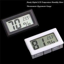 Hygrometer-Gauge Temperature-Sensor Kitchen-Accessories Digital Indoor Mini LCD Convenient