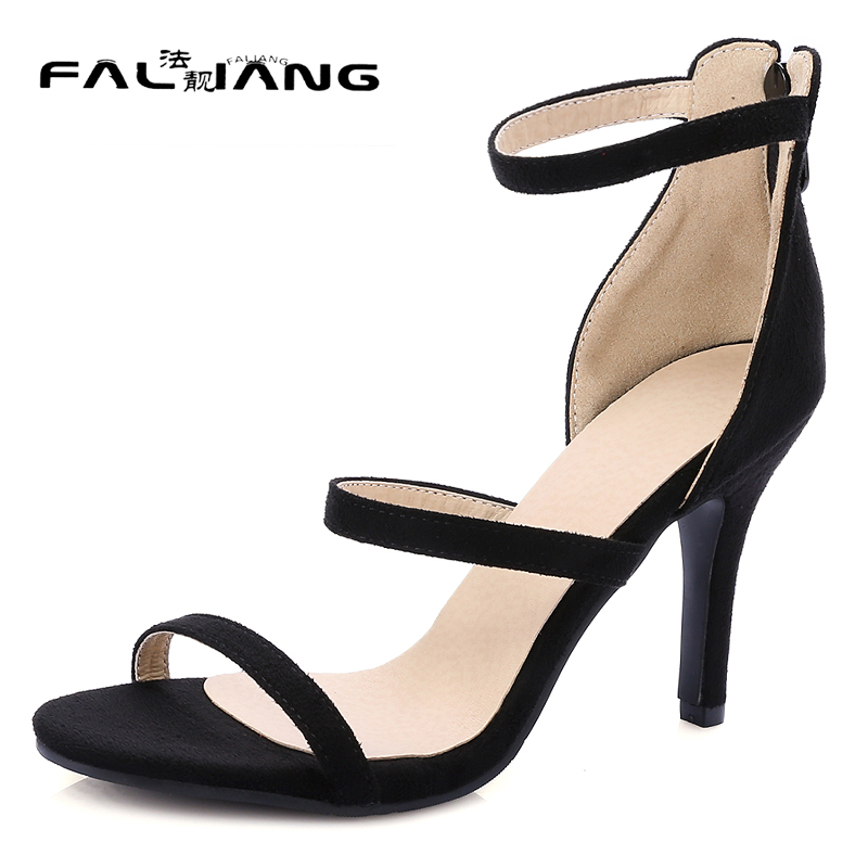 ФОТО New arrival Big Size 11 12  women shoes sexy Peep Toe woman ladies Fashion womens Gladiator Summer high heel sandals wholesale