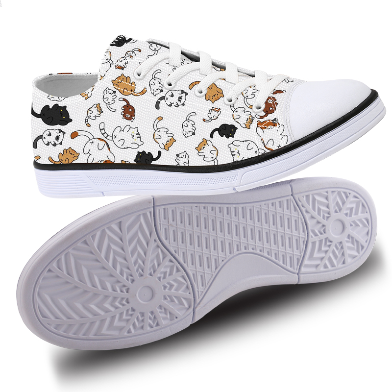 MREIO Skull Childrens Lightweight Fly Knit Shoes Leisure Loafers Sneakers Gym Shoes For Girls