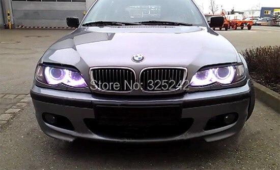 RGB LED-BMW Angel-Eye Halo(20)
