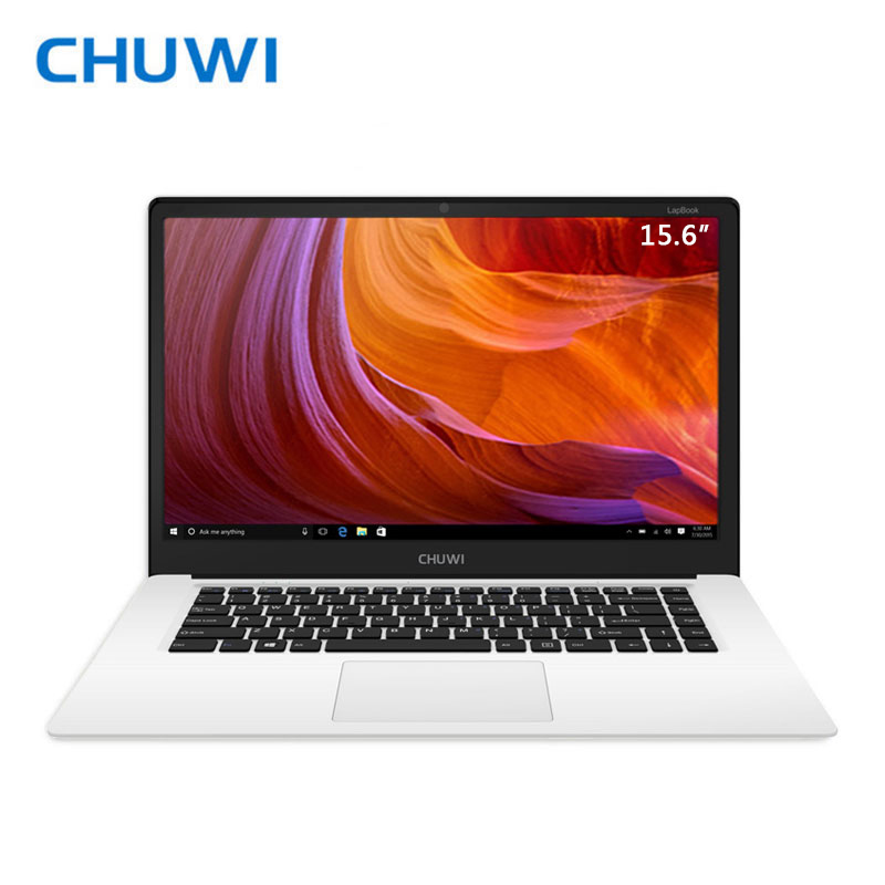 CHUWI Official CHUWI LapBook 15 6 Inch Laptop Notebook PC Intel Cherry Z8350 Quad core Windows