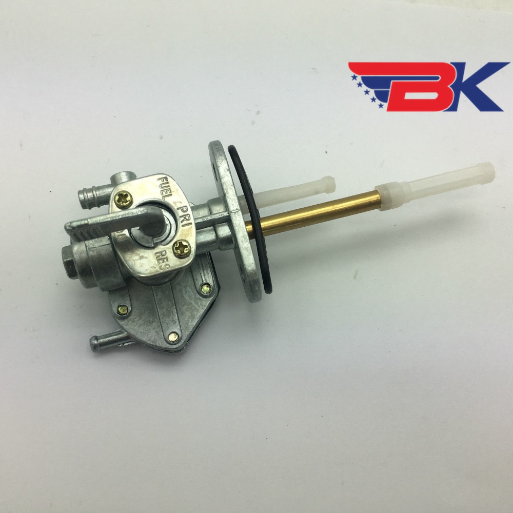 Fuel Gas Petcock For Suzuki Quadsport 80 LT80 Quadrunner 50 LT50 Kawasaki KFX80 ATV Dirt Bike