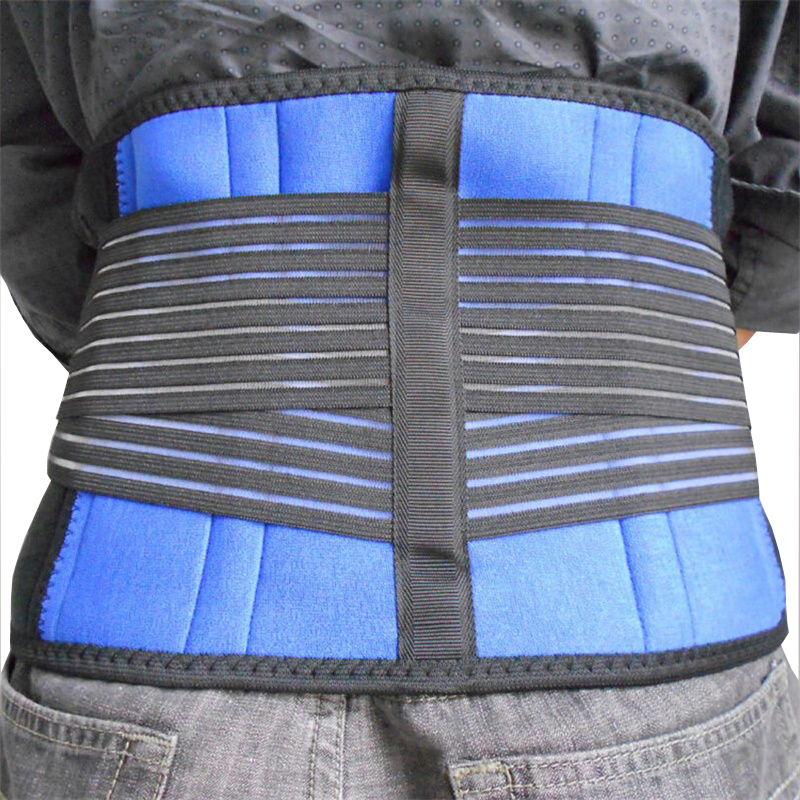 Elastic Back Belt Women Men Posture Back Support Belt Waist Corset Back Brace Support Lumbar Brace Large Size XXXL XXXXL Y010 цена 2017