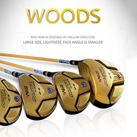 CRESTGOLF PGM Golf Woods 1# NSR YB DESIGN Luxurious Golf Driver