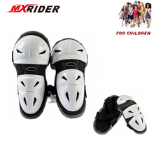 Kids Sport Protector Motorcycle Knee Protection Kids Elbow Support for Children Kids Protector CE APPROVED Free Shipping