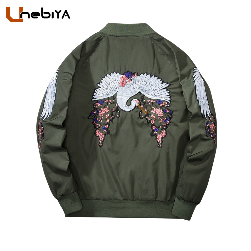 Awesome Design Insulated Men Spring Jackets 2018 Aviator Pilot bomber Jacket mens MA-1 outdoor training air force 1 jacket