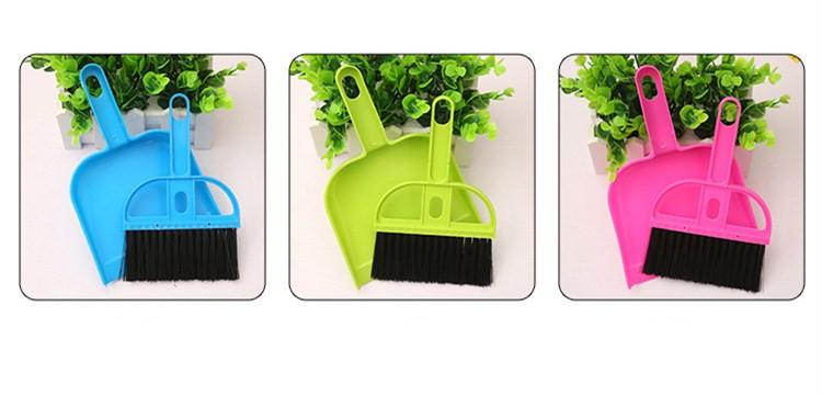 Verkauf Desktop Clean Sweep Tastatur kleinen Besen Kehrschaufel für - Haushaltswaren - Foto 6