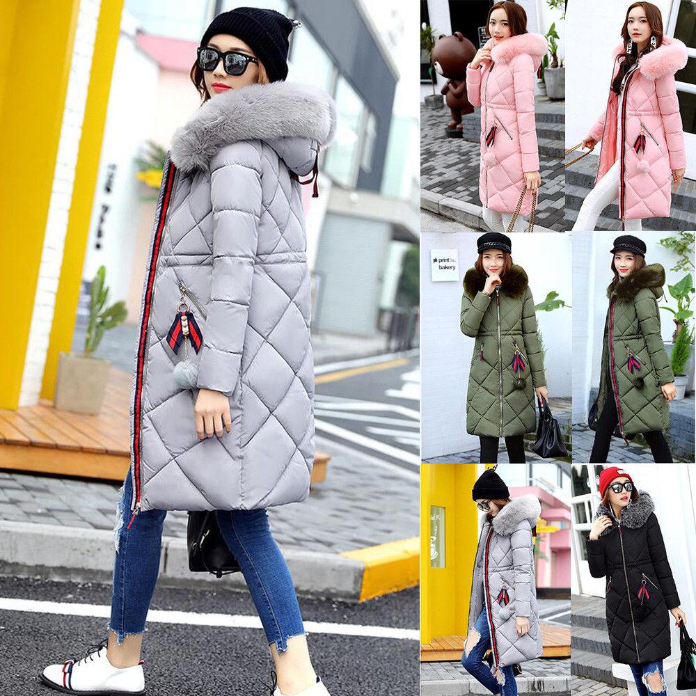 Pink lady new arrival coat winter warm fashion gray black women coat