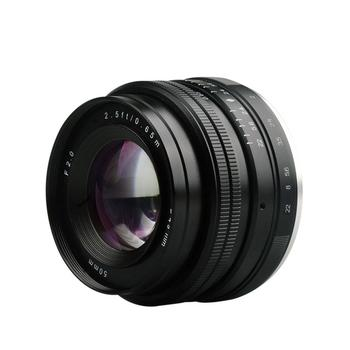 Large Aperture Manual Focus Lens APS-C for Sony E Mount for EX 3/3N/5/5T/5R/6/7 A6000/A6100/ A5000/A510