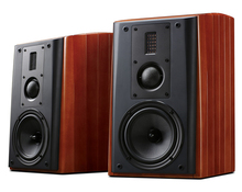 HiVi M3 3-Way 3-Driver Bookshelf Speaker 6.5-inch Woofer Planar-magnetic tweeter top sound quality Luxury Wood Loudspeaker(pair)