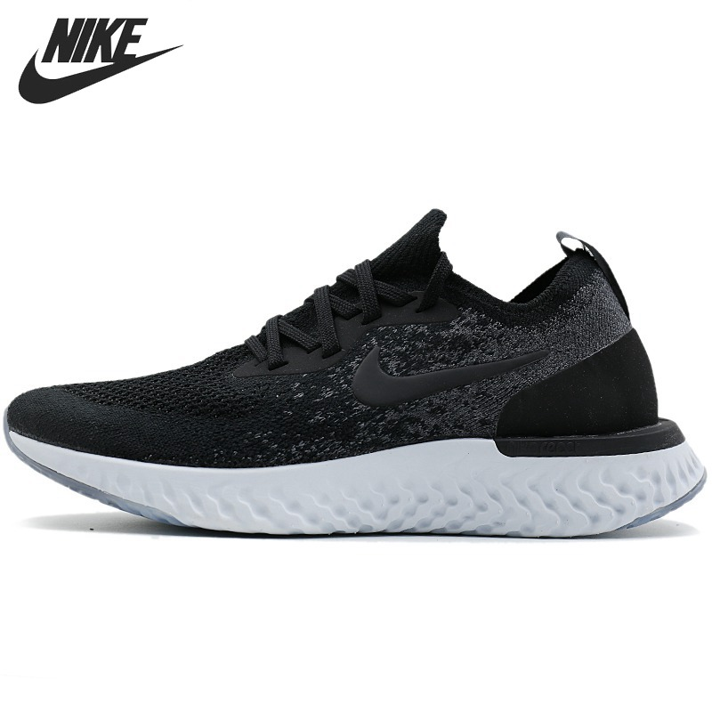 Original New Arrival 2018 NIKE EPIC REACT FLYKNIT Women's Running Shoes Sneakers original new arrival nike free rn flyknit r women s running shoes sneakers