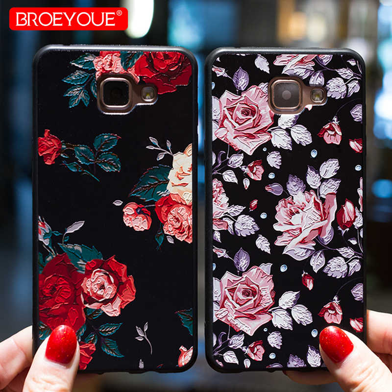 Case For Samsung Galaxy A7 2018 S10 S9 S8 Plus S7 Edge J5 J7 2017 J3 A3 2016 A7 A5 2017 Prime Soft TPU Silicone Case For Note 9