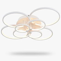 Led Modern Ceiling Lamp For Bedroom Living Room Remote Control Ceiling Lights Dimming Luminaria CeilingFixture LED
