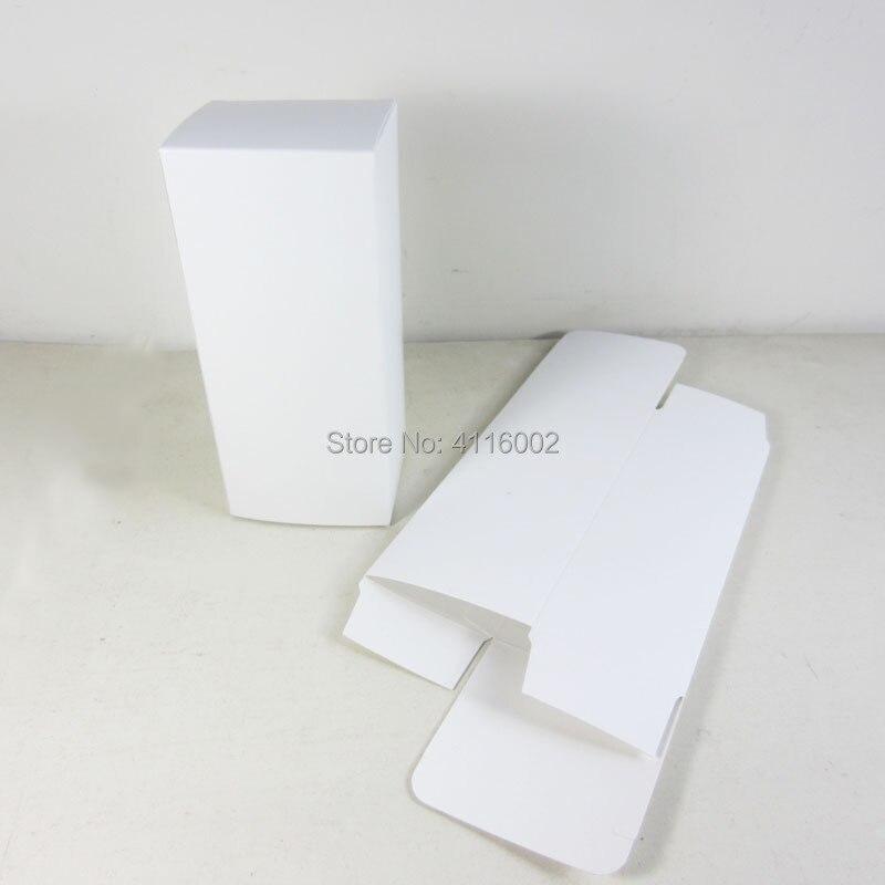 300 pcs 크기: 7.5*6*17 cm 백서 선글래스 포장 상자 에센셜 오일 병 상자 종이 골 판지 상자-에서선물가방&포장용품부터 홈 & 가든 의  그룹 3