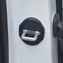 4pcs for Dongfeng AX7 Door lock cover waterproof Prevent rust