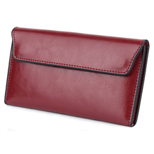 New Arrivals Brand Designer Women Wallets With Detachable Card Slots 2018 Hot Sale Fashion Large Capacity Female Ladies Purse
