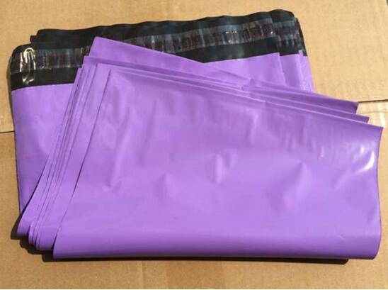 Qese letre per zarfin Purple Mailer Express Courier Mailer Polifonik - Magazinimi dhe organizimi në shtëpi - Foto 6
