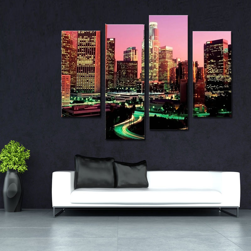 Los Angeles Wall Art online get cheap modern art los angeles -aliexpress | alibaba