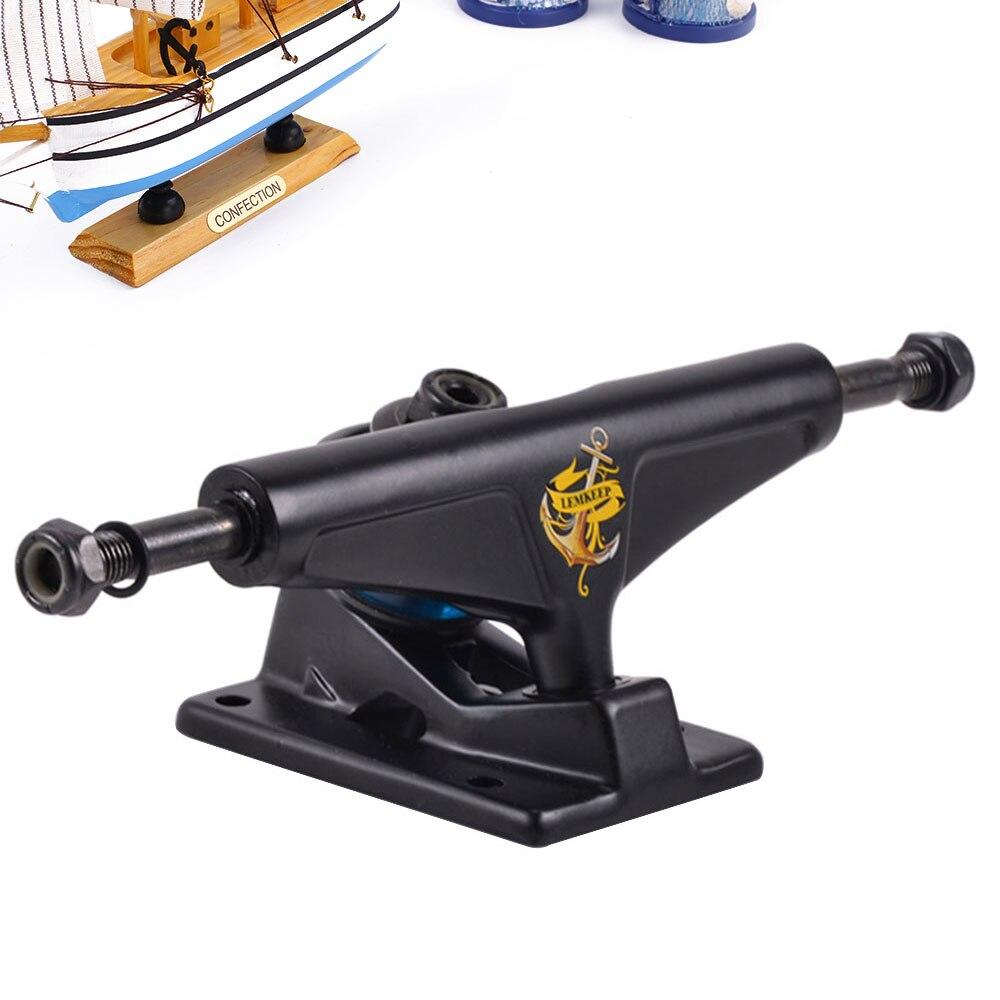 2 pièces planche à roulettes ancre pont support camion Rack gravité coulée universelle - 5