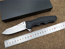 New KESIWO tactical folding knife 440C blade G10 handle utility outdoor camping knife survival hand  tool