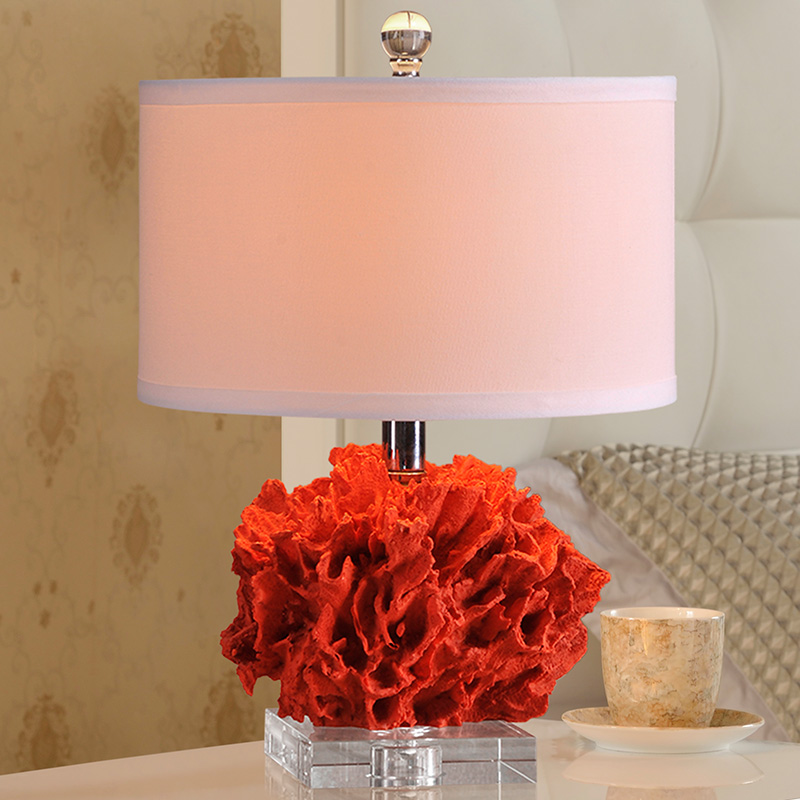 Red table lamps for bedroom bedroom ideas fashion crystal table lamps for bedroom luxury crystal table lamp aloadofball Image collections